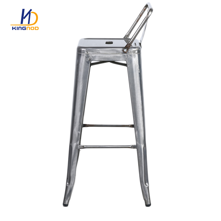 Cool Hot Sale Stackable Tabouret De Bar Stool Chair With Back Bc Machost Co Dining Chair Design Ideas Machostcouk