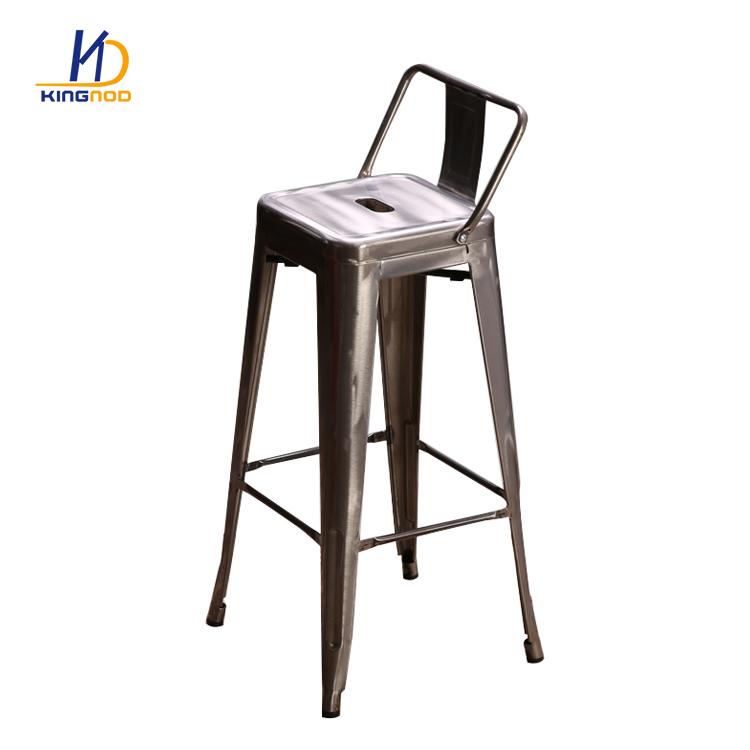 Brilliant Hot Sale Stackable Tabouret De Bar Stool Chair With Back Bc Machost Co Dining Chair Design Ideas Machostcouk