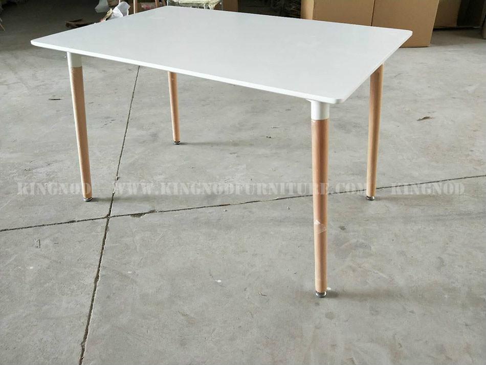 Miraculous Kingnod Dt 950 Modern Furniture Beech Solid Wood Leg Square Frankydiablos Diy Chair Ideas Frankydiabloscom