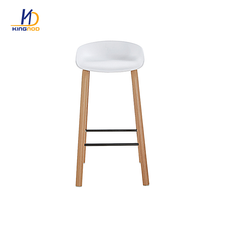Tremendous Hot Sale Modern Outdoor Plastic Seat High Bar Stool Chair Gmtry Best Dining Table And Chair Ideas Images Gmtryco