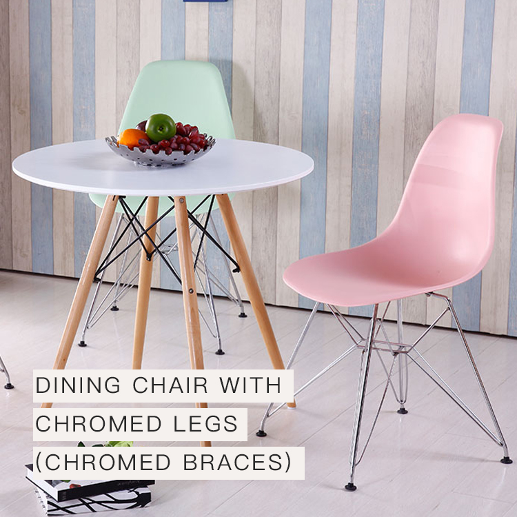 Admirable Modern Restaurant Metal Leisure Chairs Leather Dining Chrome Camellatalisay Diy Chair Ideas Camellatalisaycom
